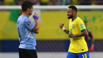 Neymar and Raphinha star as Selecao continue to cruise on road to Qatar 2022. AFP