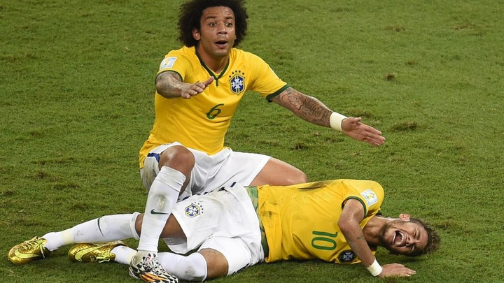 Neymar on 2014 World Cup injury blow: It was one of the worst moments of my career.