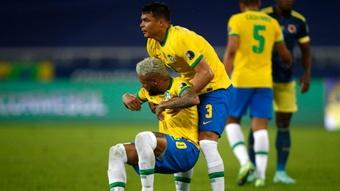 Neymar to retire? I hope he doesn't lose his joy of playing football – Brazil team-mate Thiago Silva