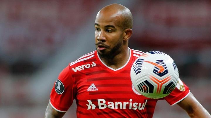 Recuperado, Patrick é refoço do Inter para estreia no Brasileirão 2021