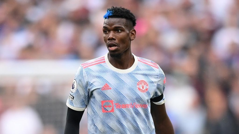 Paul Pogba invectivé par les supporters de West Ham à la fin du match. Goal