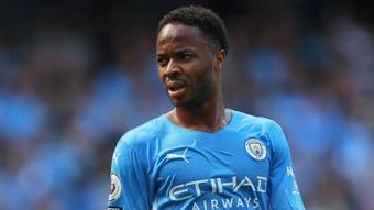 Manchester City dit non à un transfert de Raheem Sterling. AFP