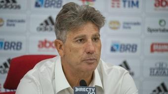 O que jogadores e Renato Gaúcho disseram após Bragantino 1x1 Flamengo
