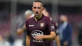 Coup dur pour Franck Ribéry. GOAL