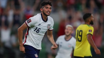 United States 2-0 Jamaica: Pepi's brace lifts USA in qualifying
