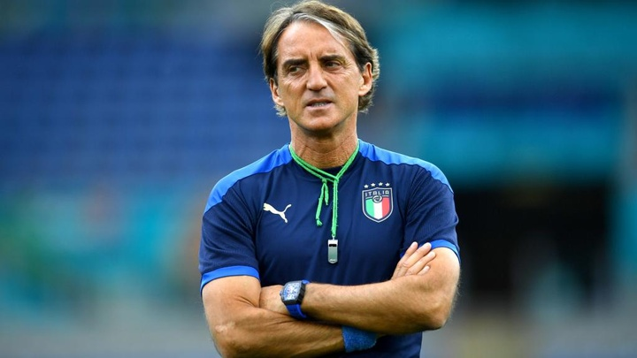 Roberto Mancini said that Wales remind him of Stoke City when he was Man City manager. GOAL