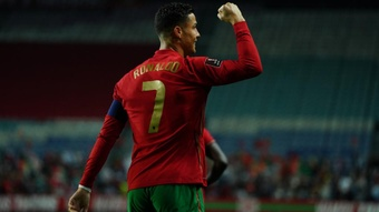 Cristiano Ronaldo: I promised to be always looking for more and more!