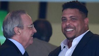 Ce n'est pas une mauvaise idée, selon Ronaldo. GOAL