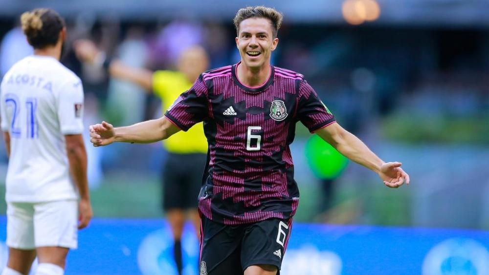 Mexico 3-0 Honduras: El Tri top CONCACAF qualifying after win at Azteca. AFP