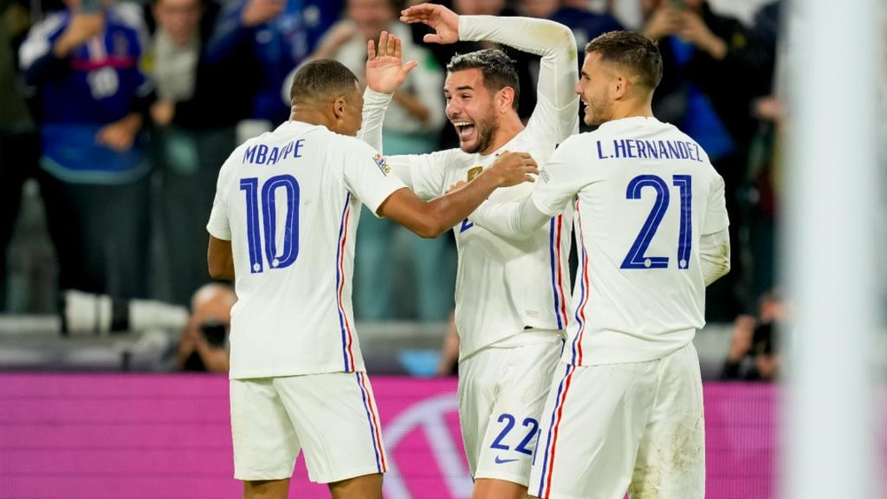 France win a classic semi-final tie in Turin to book their place in Sunday's showpiece. GOAL