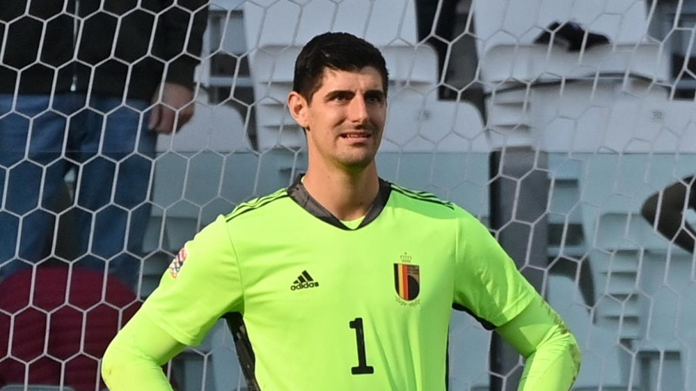 Courtois: Players are not robots