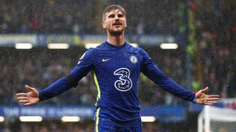 Chelsea : Werner revient avec humour sur ses exploits face à Southampton. Goal
