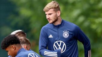 Un nouveau point de chute pour Werner ? AFP