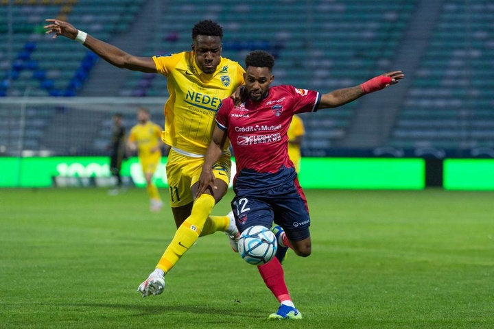 De l'Angola à Clermont, l'incroyable parcours de Vital N'Simba jusqu'à la Ligue 1. GOAL
