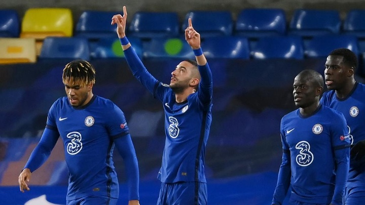 Hakim Ziyech has been dropped by Morocco for disciplinary reasons. AFP